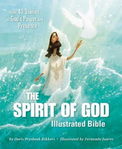 The Spirit of God Illustrated Bible (Review & Giveaway)