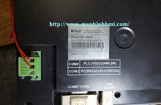 Đại lý bán màn hình cảm ứng HMI Kinco MT-A070 giá tốt nhất