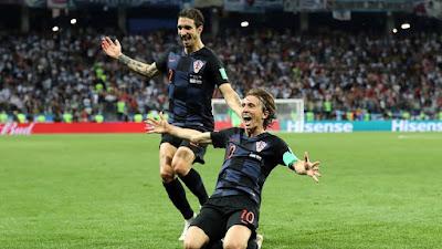 Αργεντινή - Κροατία 0-3