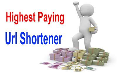Highest Paying Url Shortener 2019
