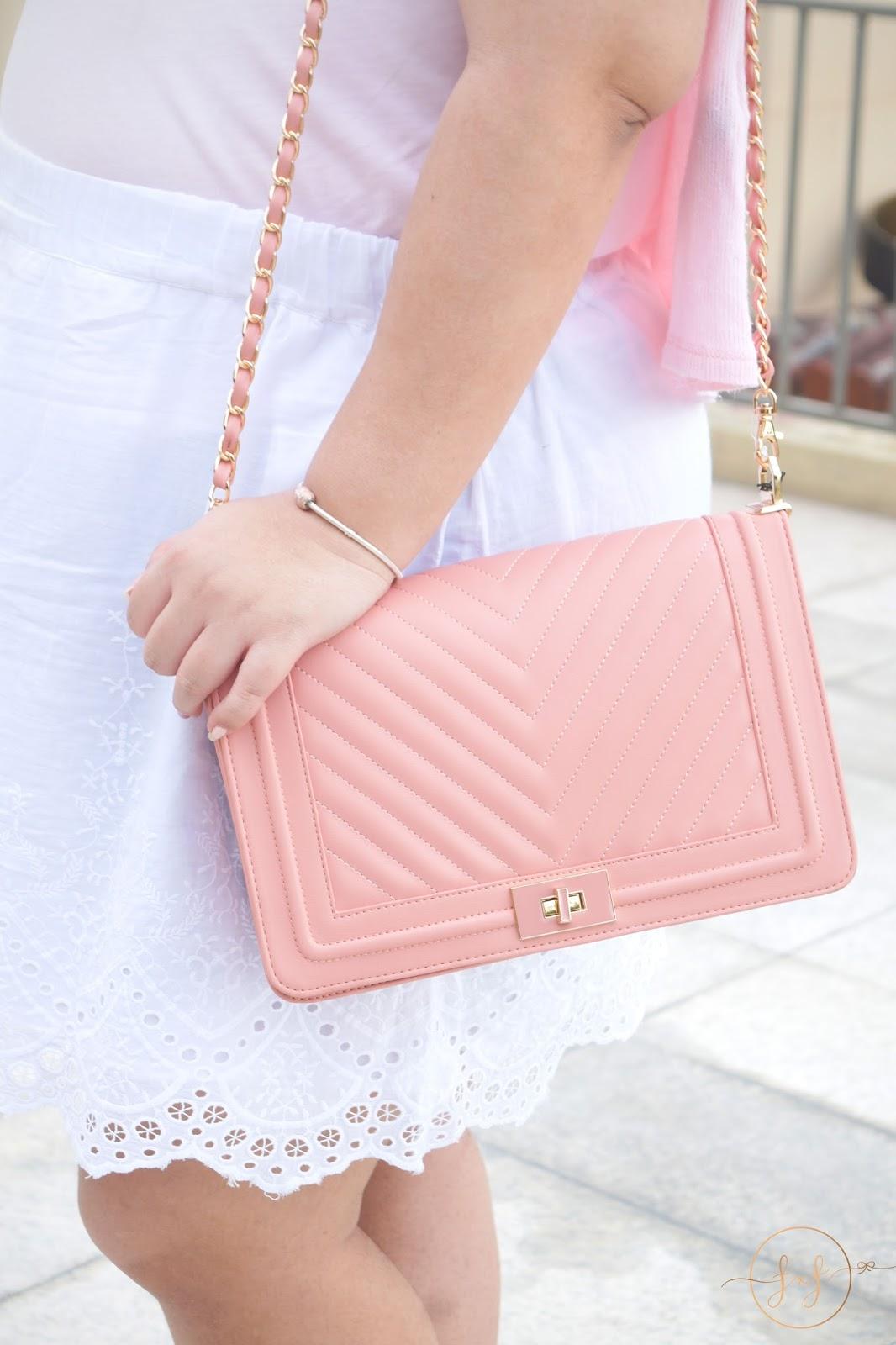 Pink Milkshake What I Wore Fashion Fairytale