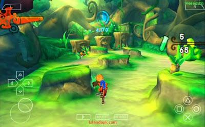 Download Game Crash Of The Titans PPSSPP PSP Iso Ukuran Kecil