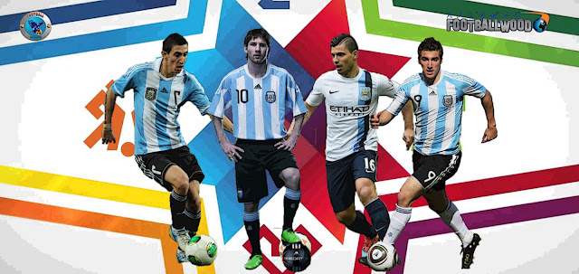 Argentina Copa America 2015 HD Wallpapers