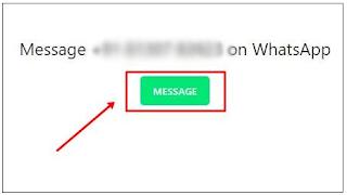 Cara kirim Pesan Chatting WhatsApp Tanpa Menyimpan Kontak di ponsel