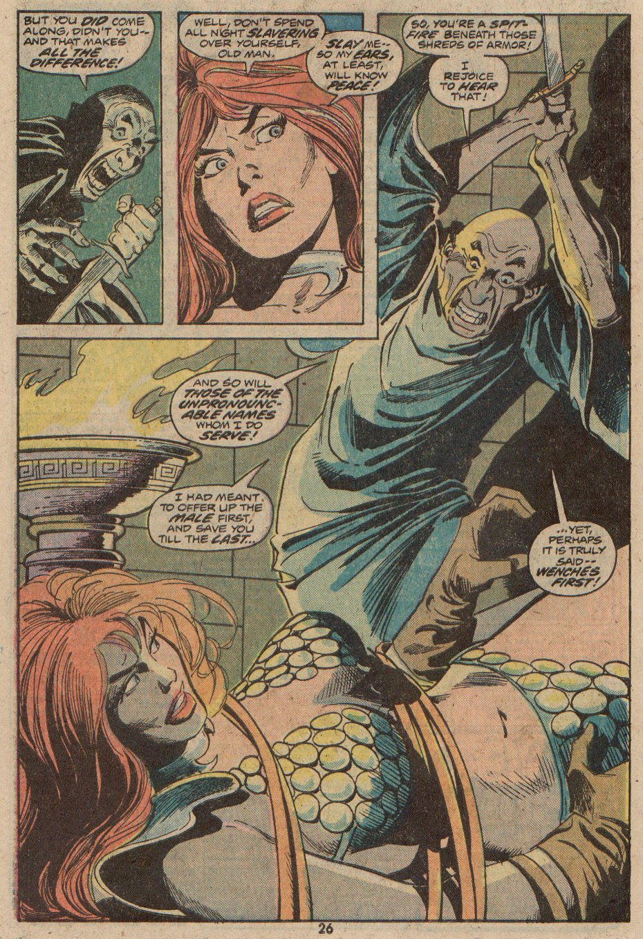 Conan the Barbarian (1970) 48 Page 15