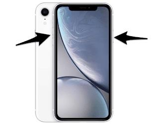 iPhone-XR-Ekran-Görüntüsü-Nasıl-Alınır