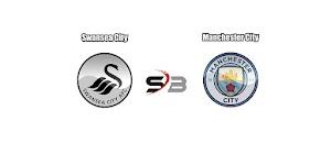 Prediksi Bola Swansea City vs Manchester City 14 Desember 2017