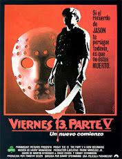 pelicula Viernes 13 Parte 5 (1985)