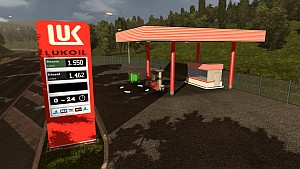 Real Gas Stations Mod