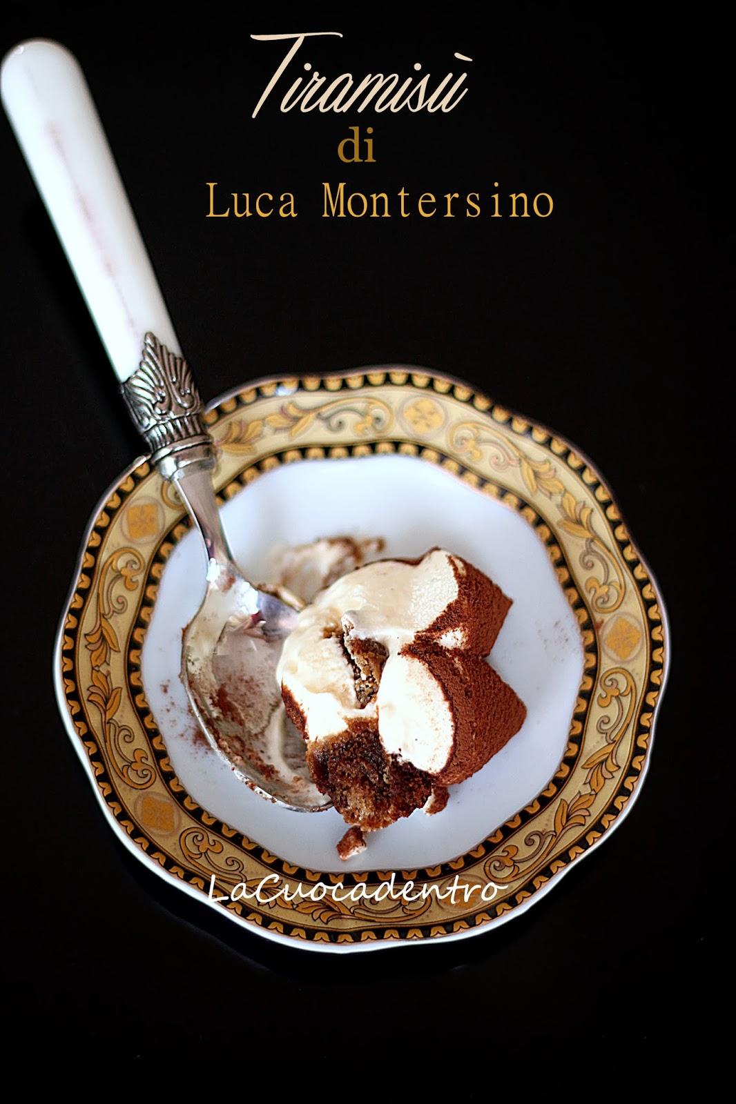 Tiramisù Di Luca Montersino La Cuoca Dentro