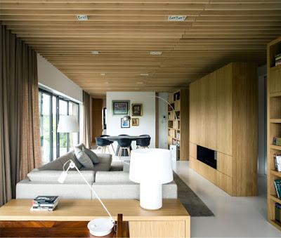 Desain Interior Apartemen Yang Stylish Dan Masa Kini