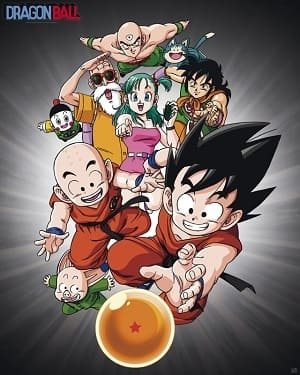 Dragon Ball Clássico Desenhos Torrent Download capa