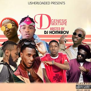Mixtape: DJ Homeboy Dgenesis mixtape