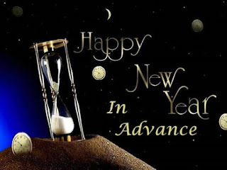 happy new year in advance status