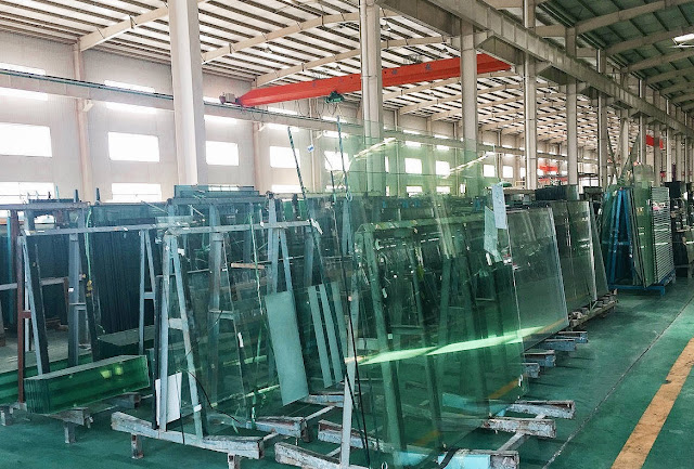 Manufacturing of the tempered glass
