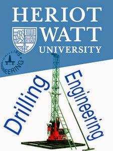 heriot watt drilling engineering book