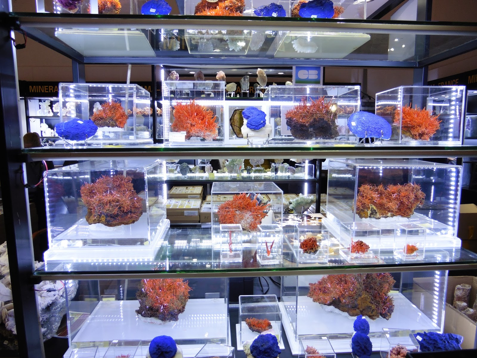 Mineralientage Múnich 2015 P1030036