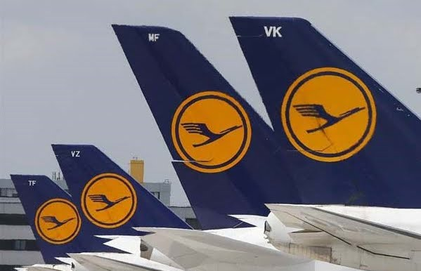 Sciopero Aerei: Lufthansa cancella oggi 800 voli