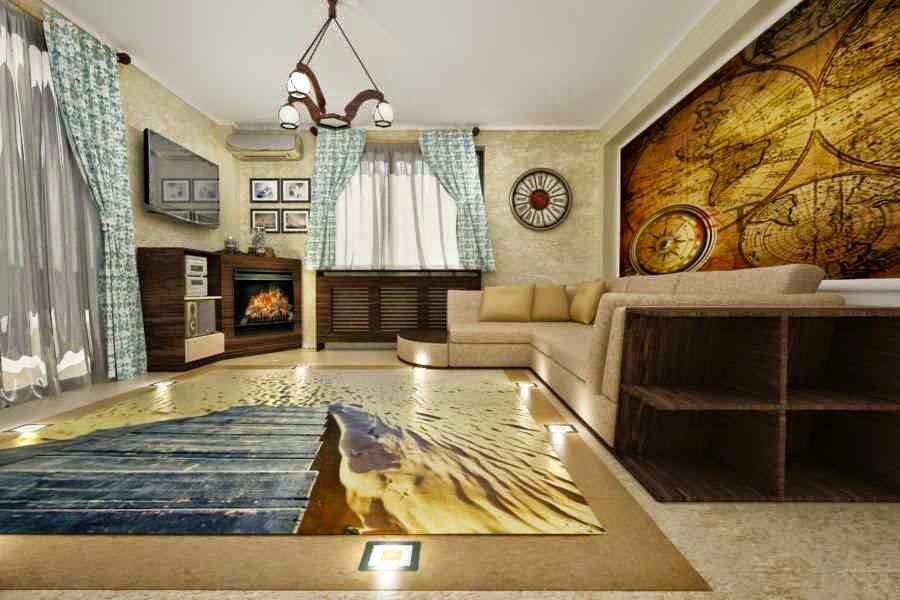 Design interior apartament Constanta