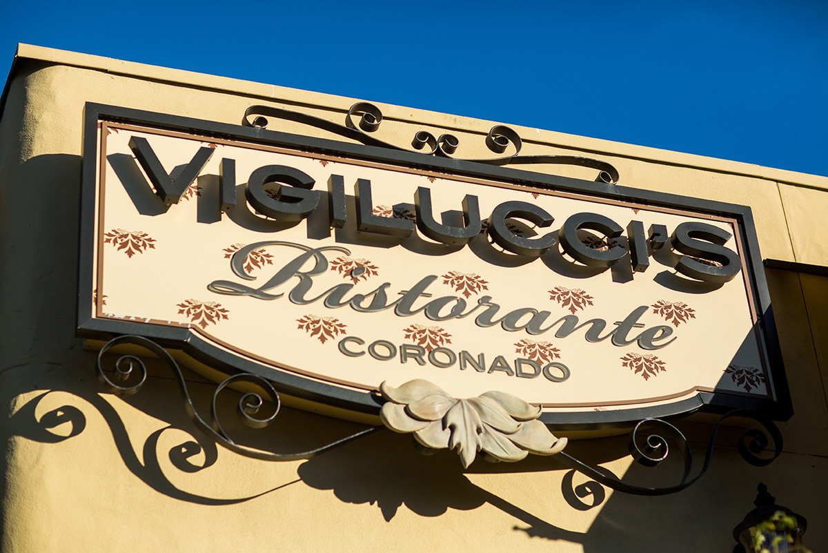 Vigilucci's Cucina Italiana Encinitas Sandiegoville Blue Bridge Hospitality To Take Over Coronado S