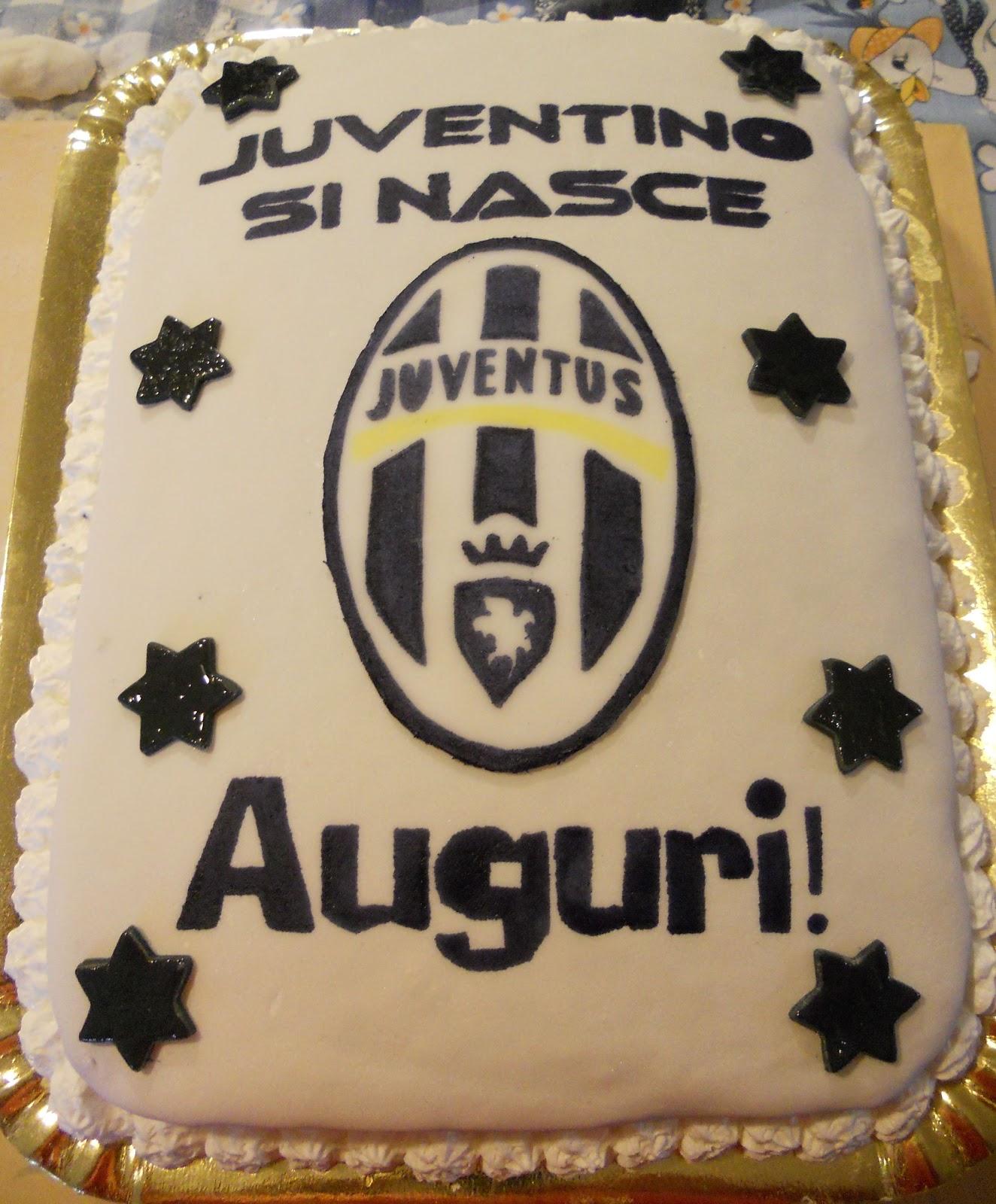 Foto Torte Compleanno Juventus – Idea di immagine del torta