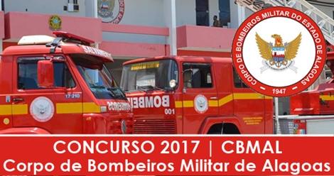 Apostila Concurso CBMAL 2017 Soldado Bombeiro Combatente