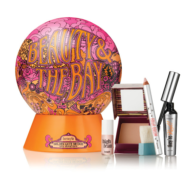 benefit beauty and the bay set