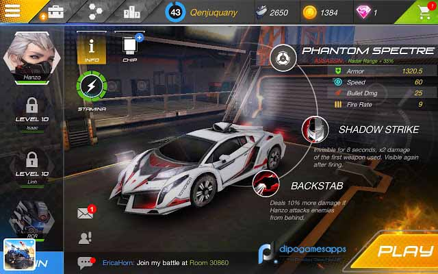 Download Overload: Multiplayer Battle Car Shooting APK Terbaru 2018