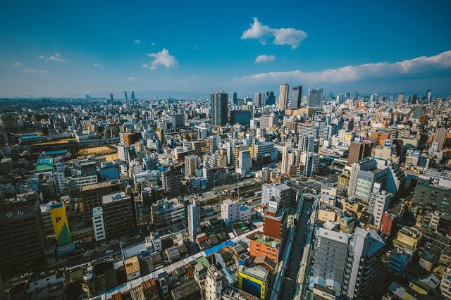 大阪必去 -通天阁