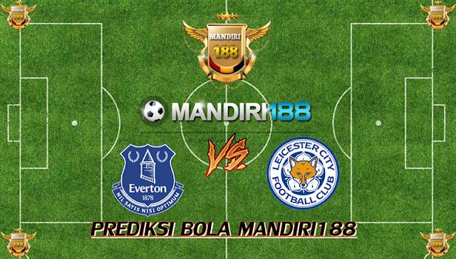 AGEN BOLA - Prediksi Everton vs Leicester City 1 Februari 2018