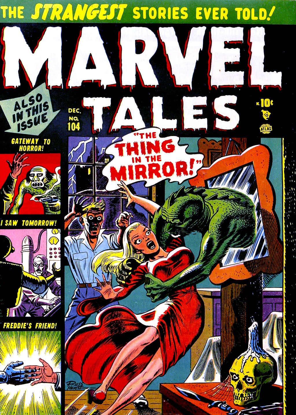 Marvel Tales (1949) 104 Page 1