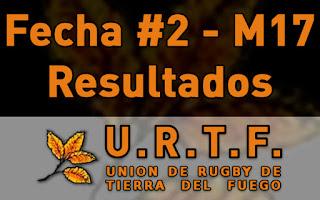 [URTF] Resultados: Menores de 17 - Fecha #2