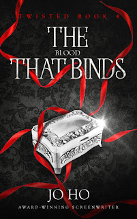 Book Review - The Blood That Binds - Jo Ho