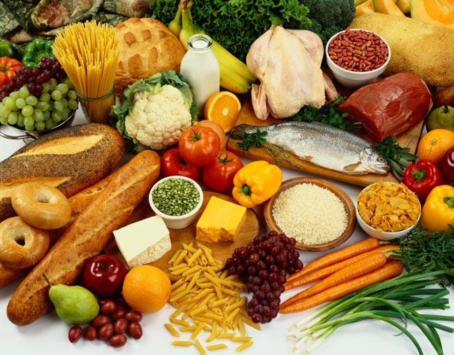كيفية اختيار الطعام للحصول علي الوزن المثالي