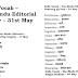 May 2017 Hindu Vocabulary List PDF Download
