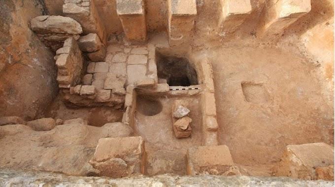 Ανακάλυψη πρώιμης βυζαντινής εποχής πατητηριών στην Διοκαισάρεια