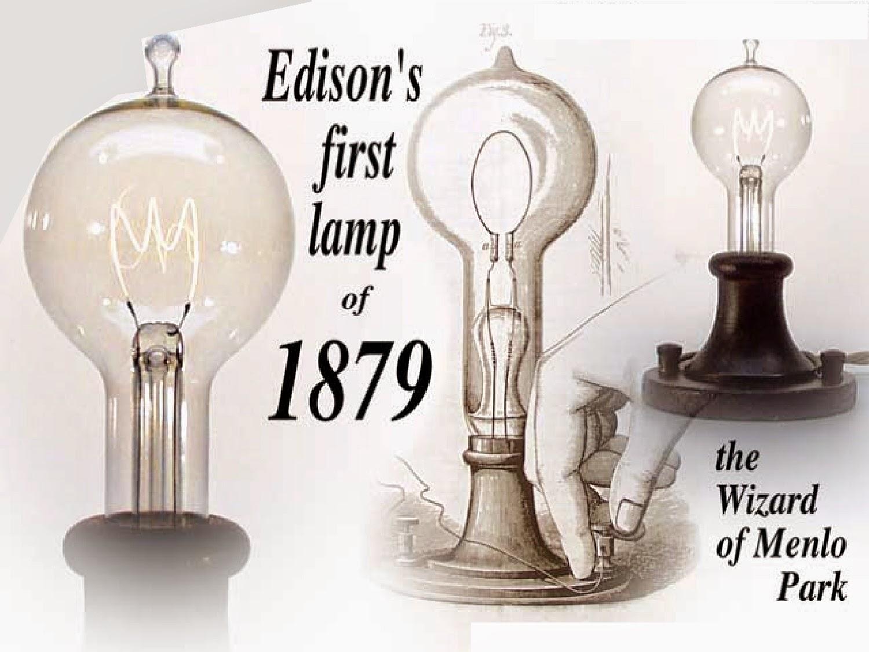 Lantern Of The Hermit Thomas Edison Or Nikola Tesla