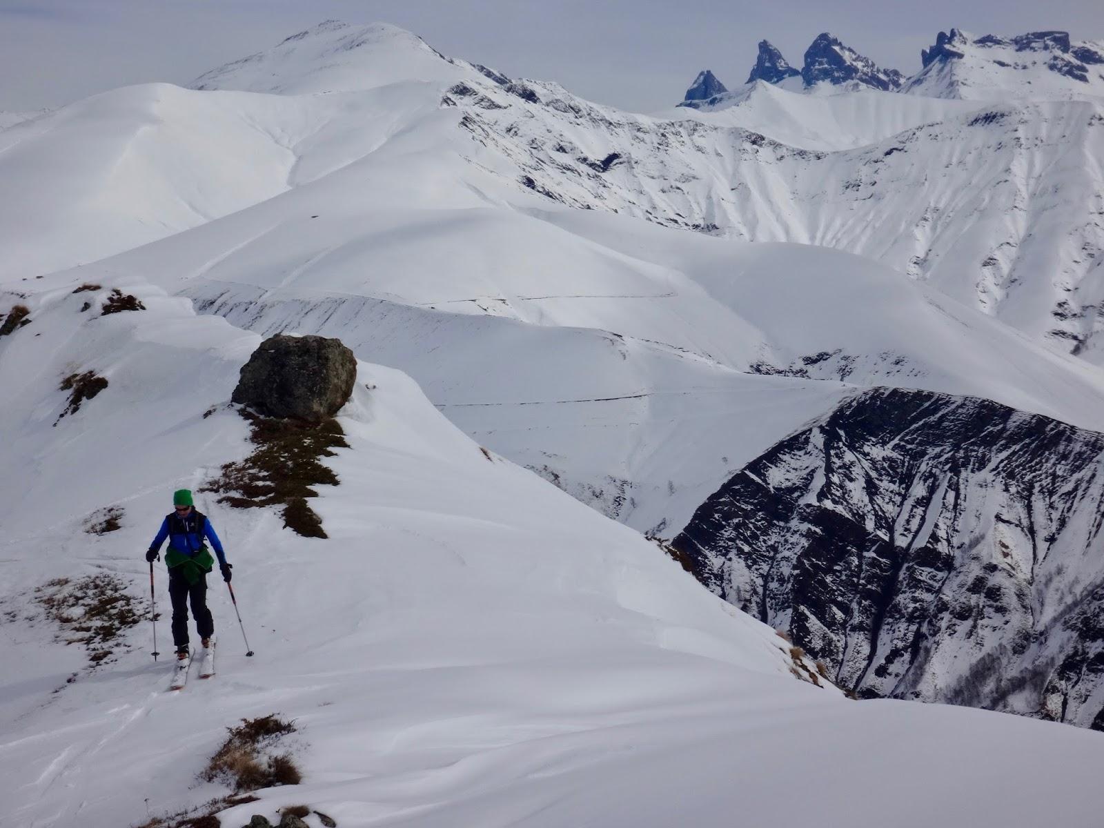 Quentin Delavignette Guide de haute montagne UIAGM