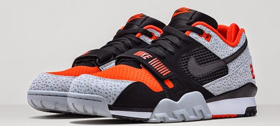 93b2ebdfb1317a The latest colorway of the Nike Air Trainer 2 Premium is set to hit stores  this weekend.