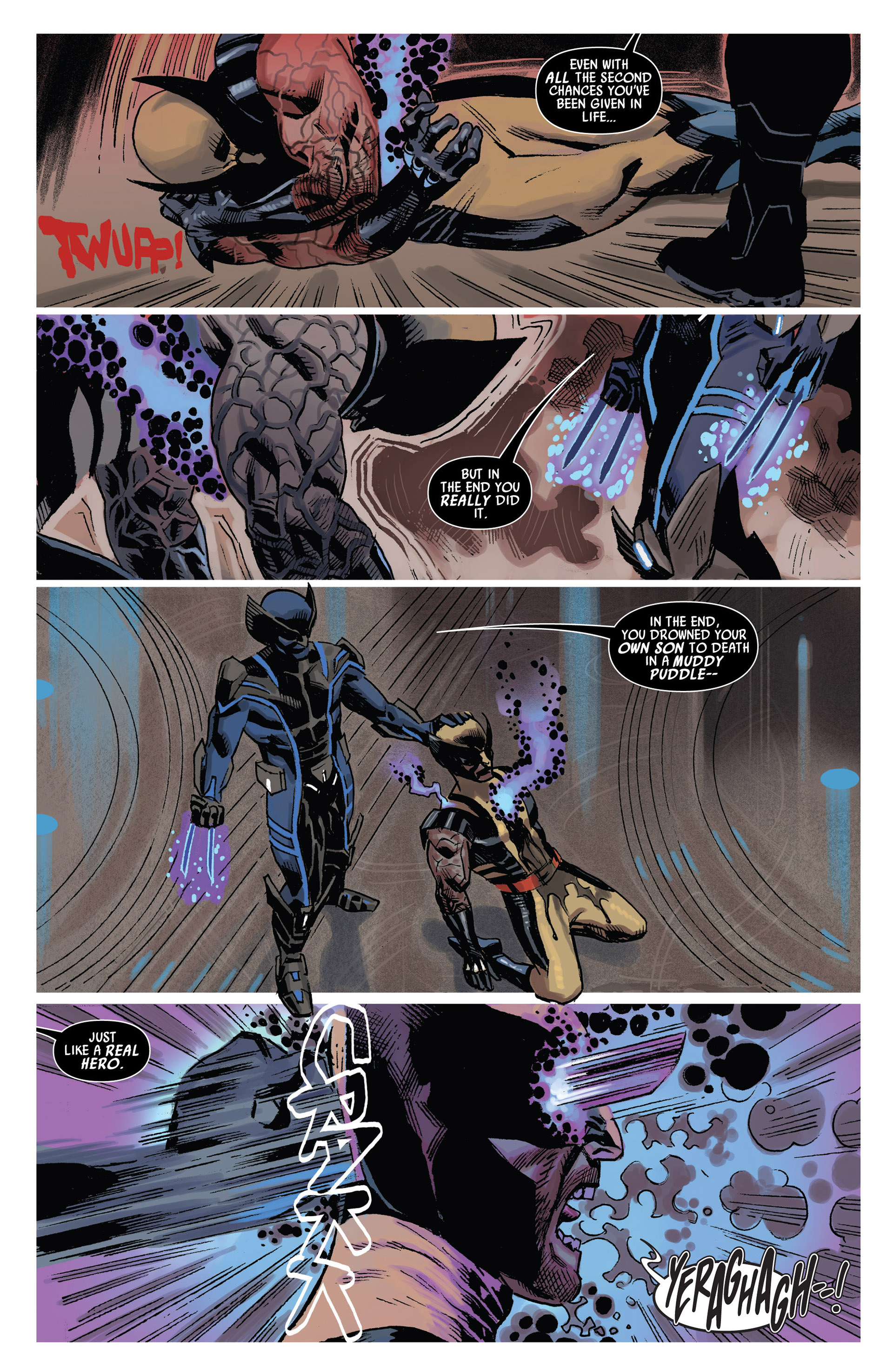 Read online Uncanny Avengers (2012) comic -  Issue #11 - 14