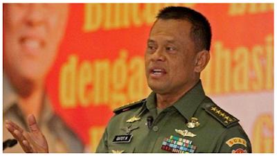 Jenderal, TNI, Gatot, Nurmantyo, Indonesia, portal, positif