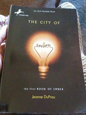 The books of ember omnibus jeanne duprau