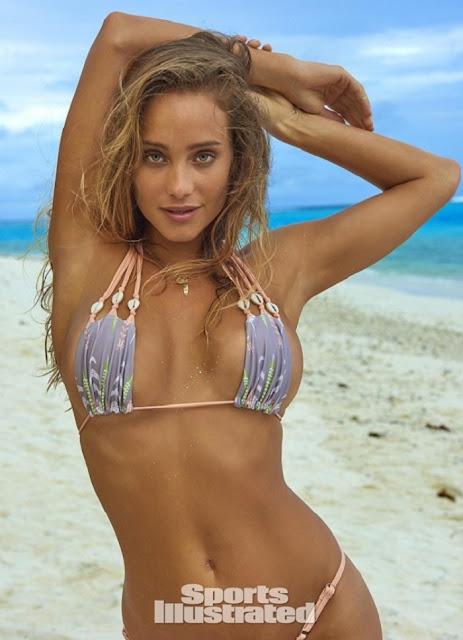 Hot girls Hannah Davis sexy 9X model 7