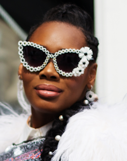 d72d0d07d989 Collectors Love Love Love MERCURA NYC Eyewear   Bo  Yandy Smith ...