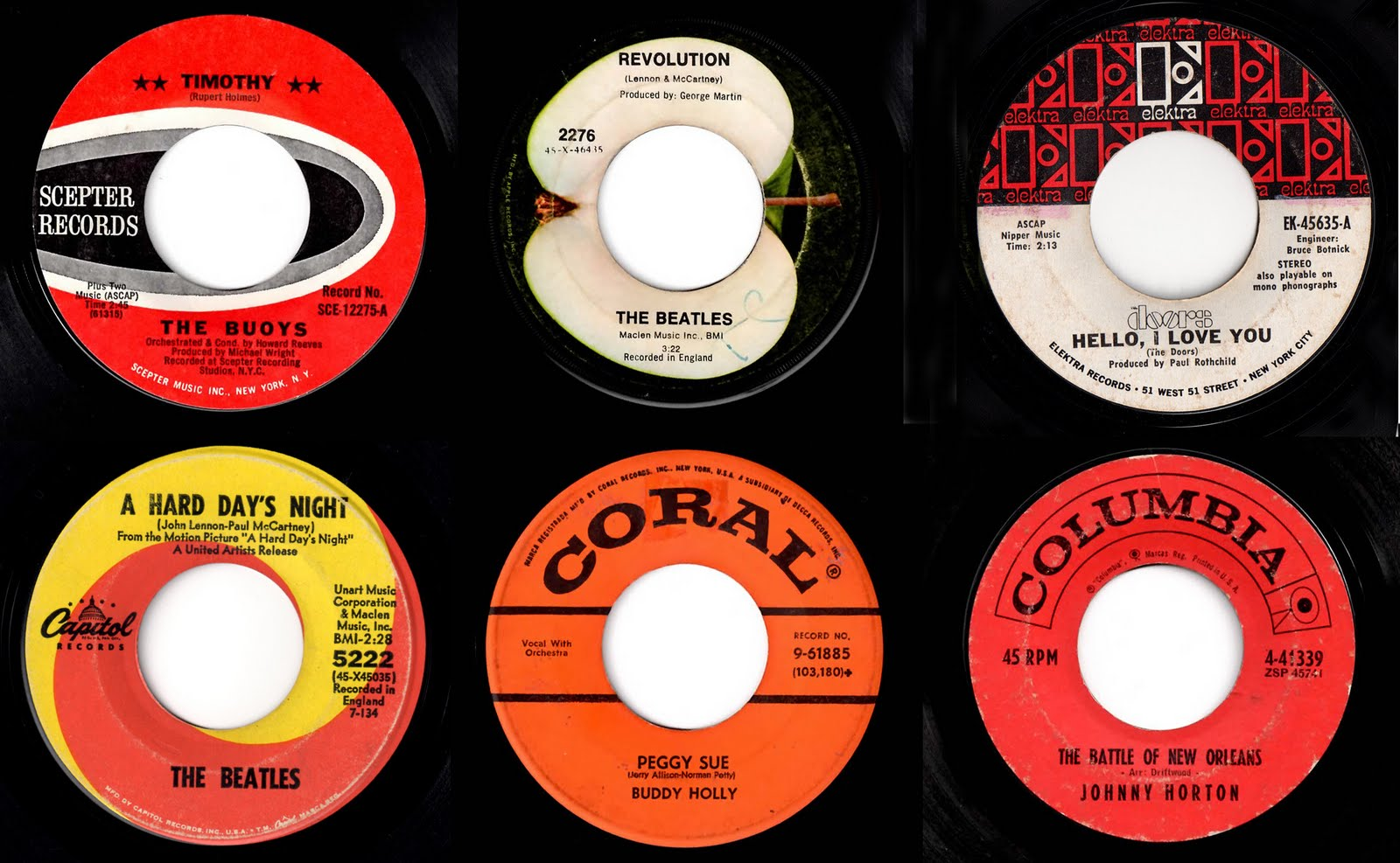 The Flipside The Abc S Of 45 S