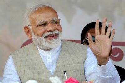 PM Narendra Modi visits Tiruppur, Tamil Nadu