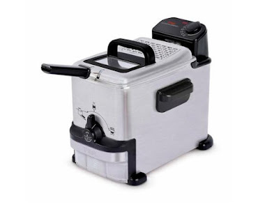 How To Clean Electric Deep Fryer