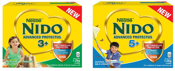 Nido® Advanced Protectus® 3+, Love That Protects Activity In Davao City
