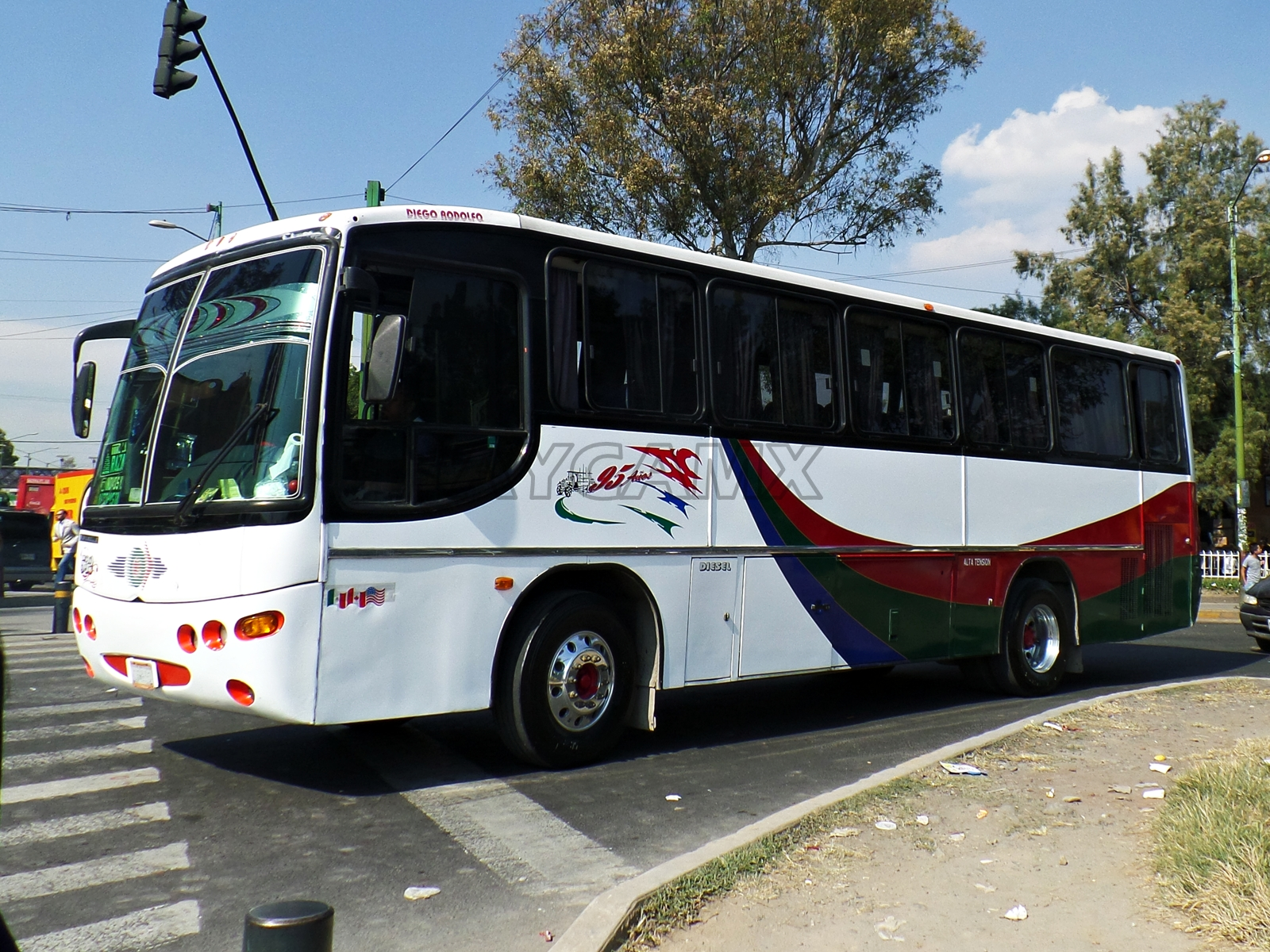 Aycamx autobuses y camiones m xico autobuses for neos for Mercedes benz san pedro