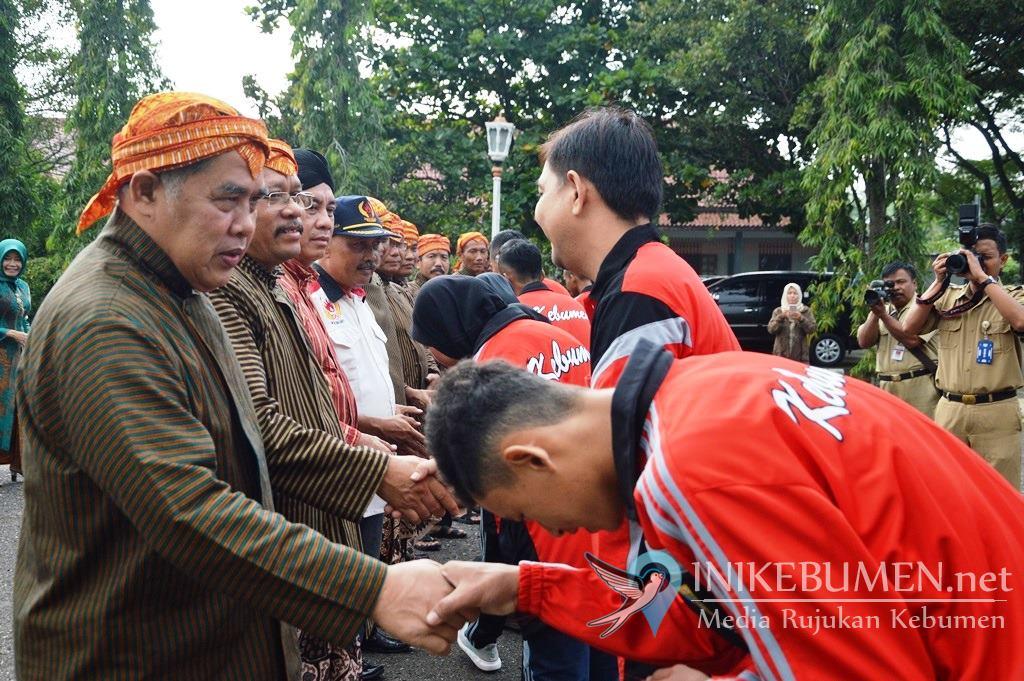 Kebumen Terjunkan 94 Atlet pada Ajang POPDA SMA/SMK Jawa Tengah